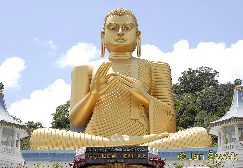 Photo of Dambulla, Srí Lanka