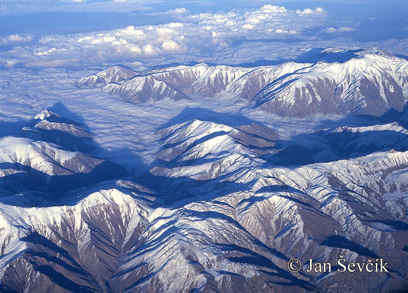 Photo of  pohoří Alborz Mountains Gebirge Iran