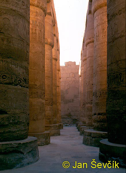 Photo of chrám Karnak Karnak temple Egypt