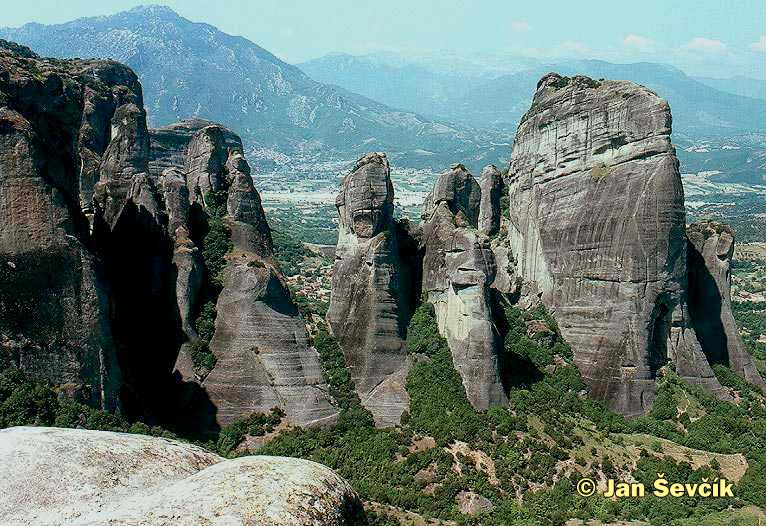Photo of Meteora, Greece.