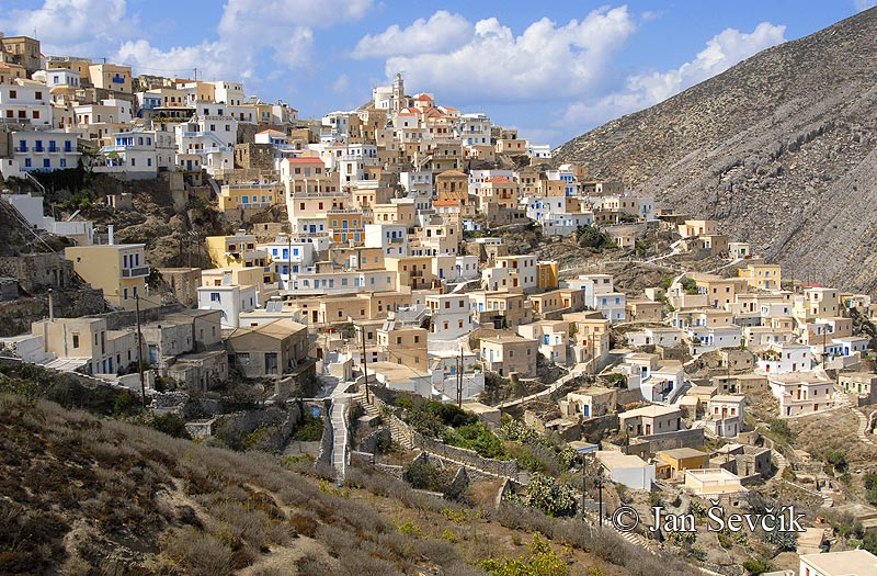 Photo of Olymbos Karpathos Greece