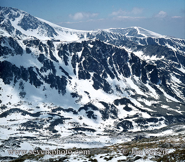 Photo of pohoří Pirin Mountains Gebirge Bulgaria