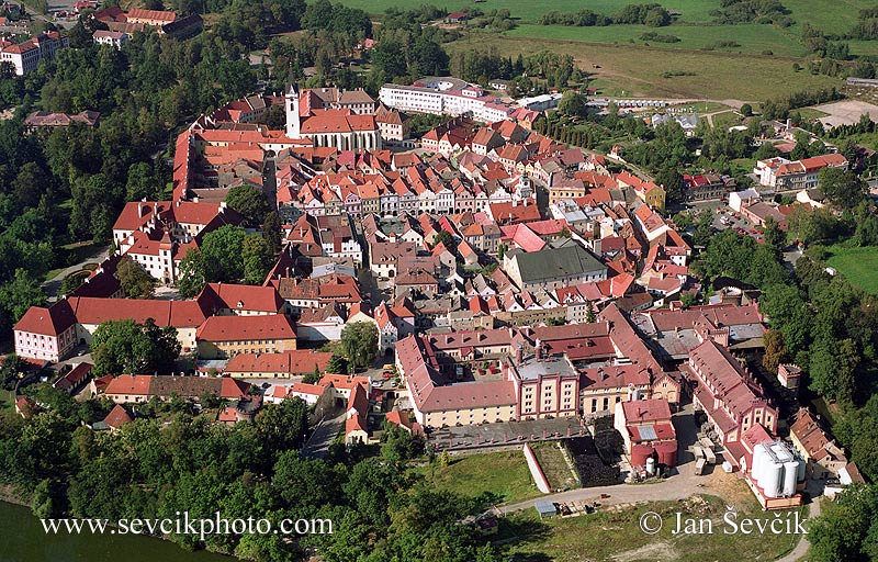 Photo of Třeboň Town Stadt Czech Republic